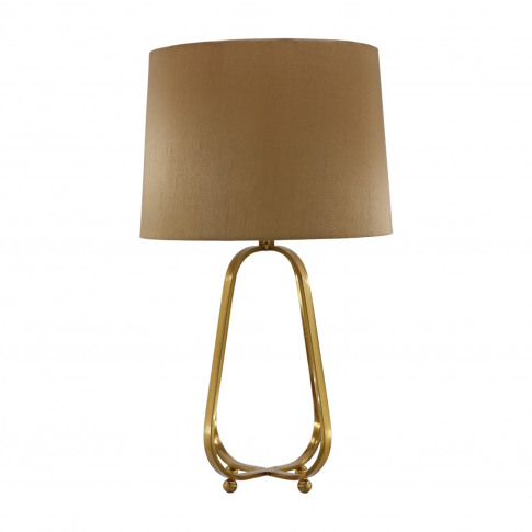 Casa Genera Table Lamp, Antique Gold