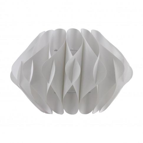 Casa Thrupence Ceiling Shade, Ivory
