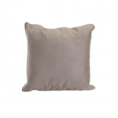 Studio G Pembroke Velvet Cushion, Sand
