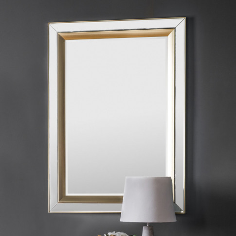 Gallery Phantom Mirror, Glass