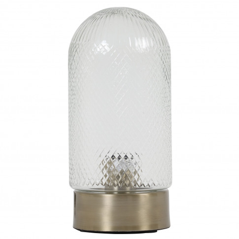 Light & Living Dilara Table Lamp, Antique Bronze