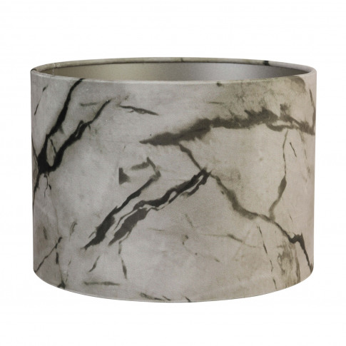 Light & Living Ceiling Shade Cylinder Marble