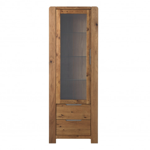 Casa Canberra Tower Display Cabinet