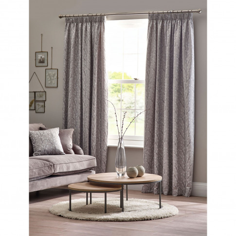 Belfield Sienna Cushion Cover, 43cm X 43cm, Dove Grey