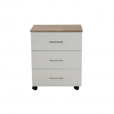 Casa Urban Gloss 3 Drawer Chest