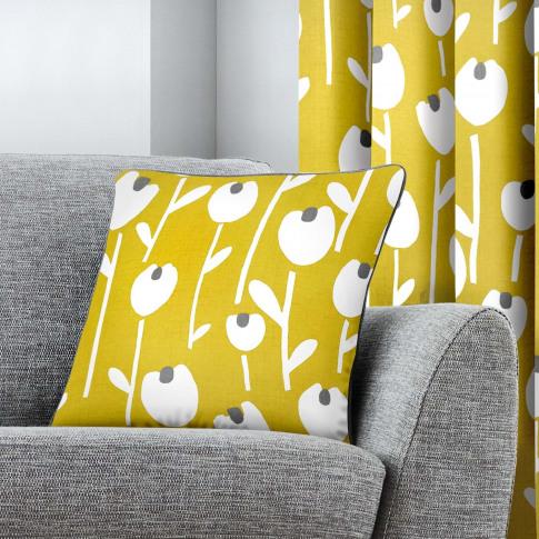 Rosenthal Fusion Alabar Cushion, Ochre