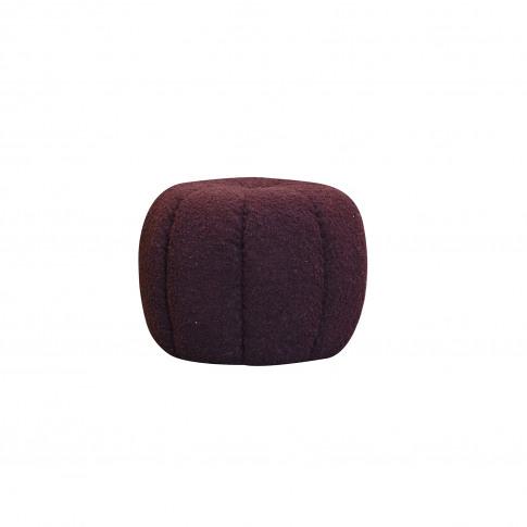 Alexander & James Pumpkin Fabric Footstool, Taboo Ki...
