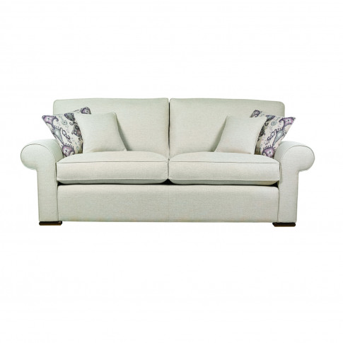 Vale Upholstery Kendall 3 Seater Fabric Sofa