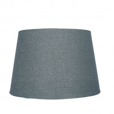 Pacific Lifestyle Tapered Poly Cotton Lamp Shade, Steel