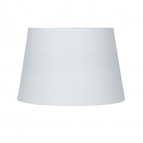 Pacific Lifestyle Tapered Poly Cotton Lamp Shade, White