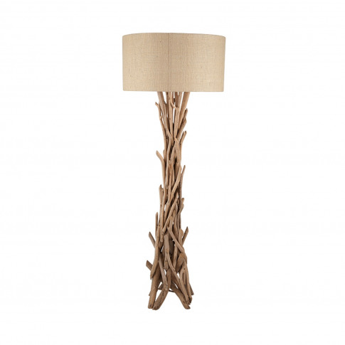Pacific Lifestyle Drift Wood Floor Lamp, Natural