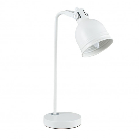 Pacific Lifestyle  Off White Task Table Lamp, White