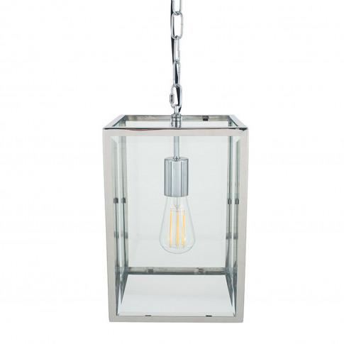 Pacific Lifestyle  Metal And Glass Ceiling Pendant, ...