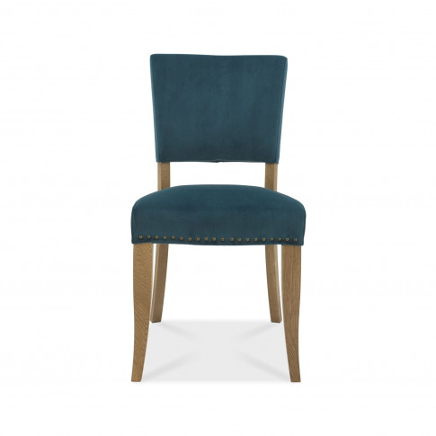 Casa Finsbury Velvet Dining Chair