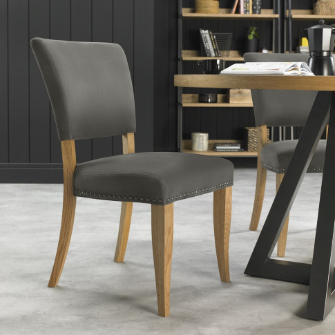 Casa Finsbury Upholstered Dining Chair