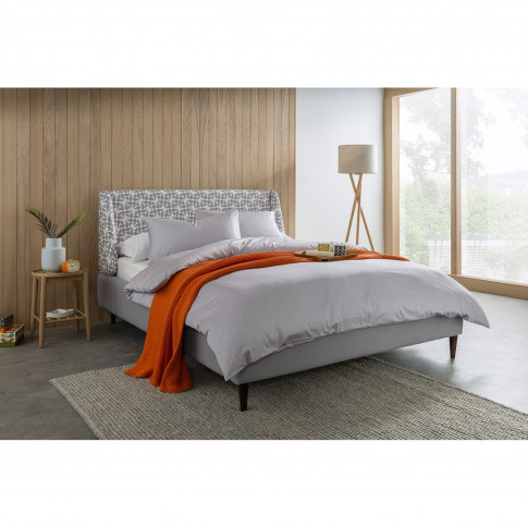 Orla Kiely Sophia Bed Frame, Double