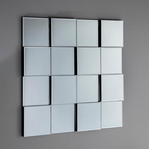 Gallery Allenby Mirror, Silver