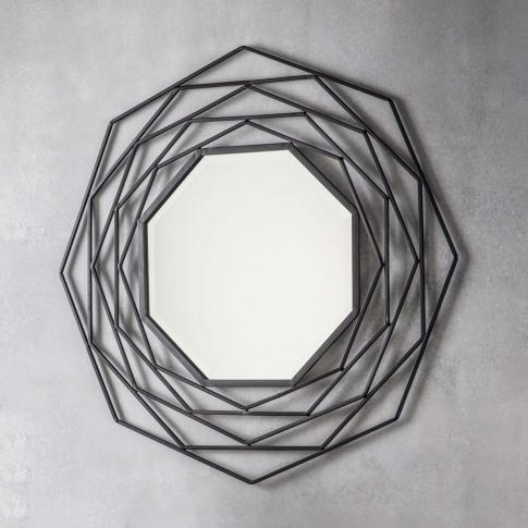Gallery Estella Mirror, Black