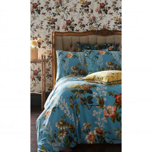 Oasis Pillowcase Pair, Blue
