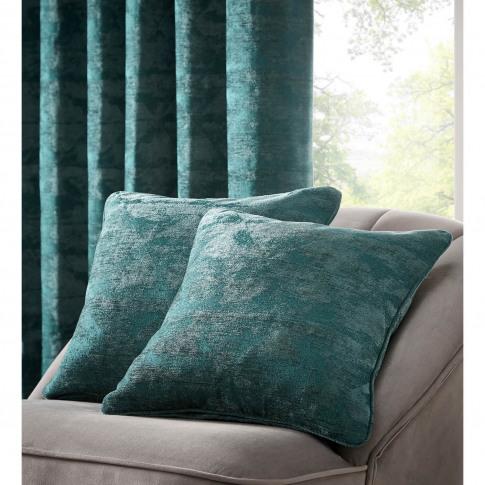 Studio G Topia Cushion, 43 X 43cm, Emerald