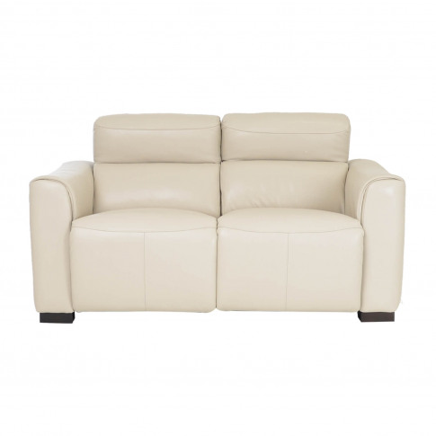 Casa Charlie 2 Seater Power Recliner Leather Sofa, B...