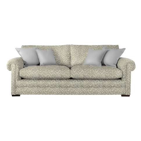 Parker Knoll Canterbury Grand 3 Seater Fabric Sofa, ...