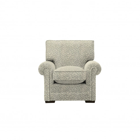Parker Knoll Canterbury Fabric Armchair, Gower Grey