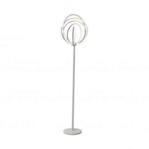 Casa Reynolds Floor Lamp, Led, White
