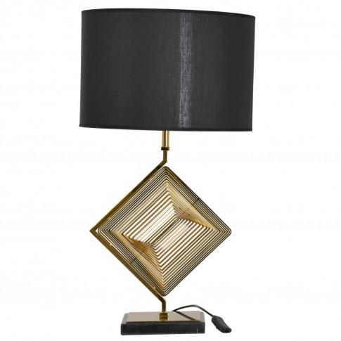 Casa Chelsea Table Lamp, Gold