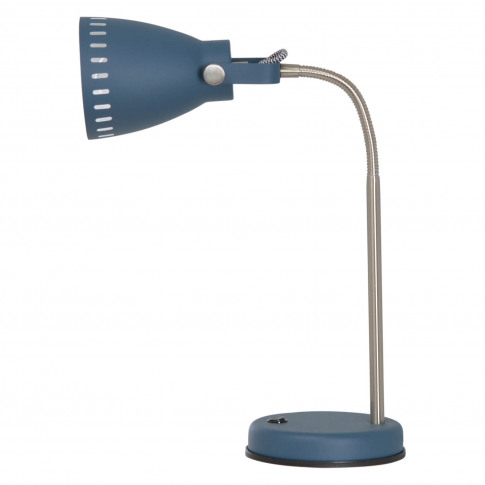 Casa Flex Desk Lamp, Blue