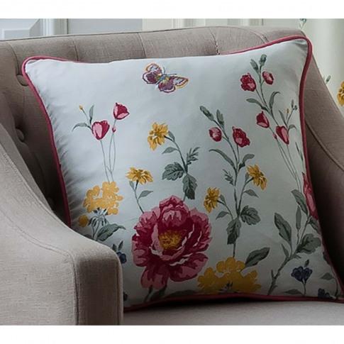 Rosenthal Summer Floral Cushions, Multi, Multi