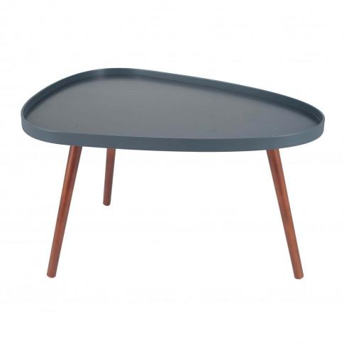 Pacific Lifestyle Wood Teardrop Coffee Table