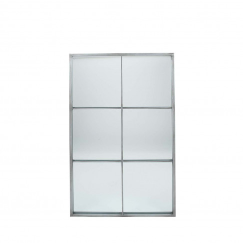 Pacific Lifestyle Six Section Oblong Wall Mirror