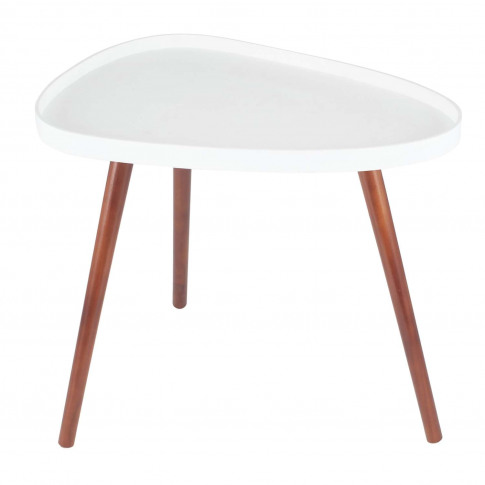 Pacific Lifestyle Wood Teardrop Side Table