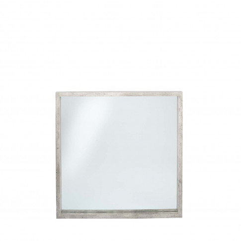 Pacific Lifestyle Concrete Effect Large Mirror