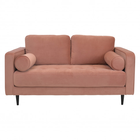 Casa Soho 2 Seater Velvet Sofa