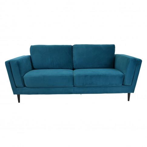 Casa Bexley 3 Seater Velvet  Sofa