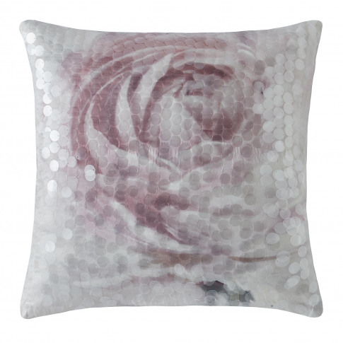 Rita Ora Florentina Cushion, 50 X 50cm, Blush