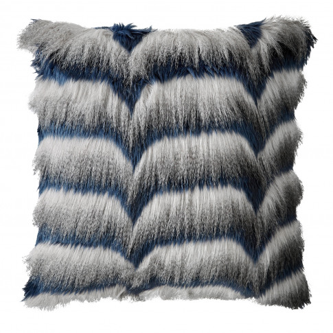 Rita Ora Azur Feather Filled Cushion, Teal