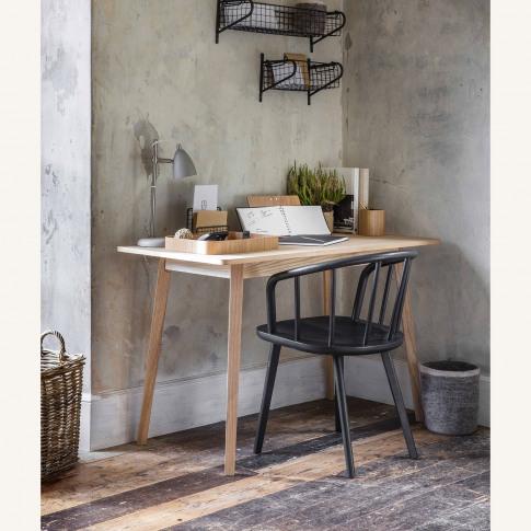 Garden Trading Ashwicke Desk, Ash