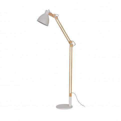Garden Trading Elder Floor Lamp, White