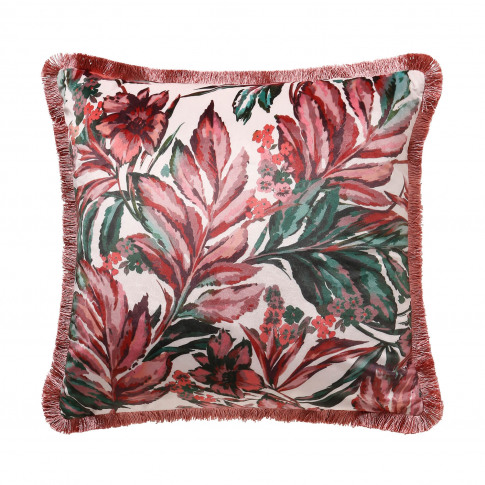 Scatter Box Juniper Cushion, 45 X 45cm, Blush