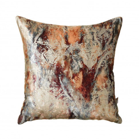 Scatterbox Mesmerize Cushion, Burgundy