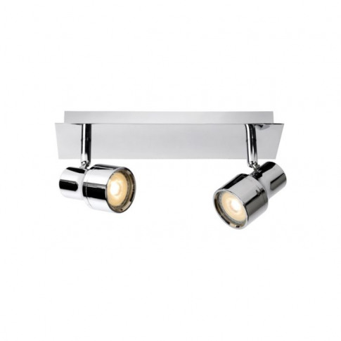 Lucide Sirene 2 Light Led Spotlight Plate - Polished...