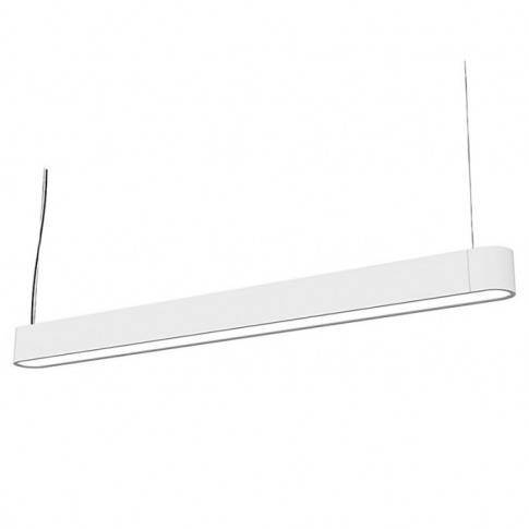 Edit Soft 90 Led Bar Ceiling Pendant Light - White