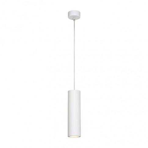 Lucide Gipsy Plaster Ceiling Pendant Light - White