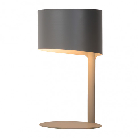 Lucide Knulle Table Lamp - Grey