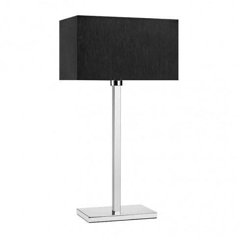 Savoy Grand Table Lamp - Black