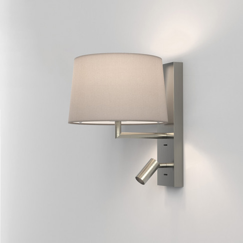Astro Telegraph Wall Light With Led Reading Light - ...