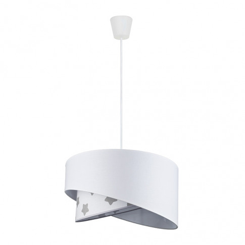 Edit Tier Easy Fit Ceiling Pendant Shade - Grey